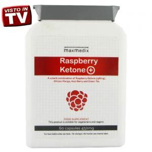Confezione di Raspberry Ketone +