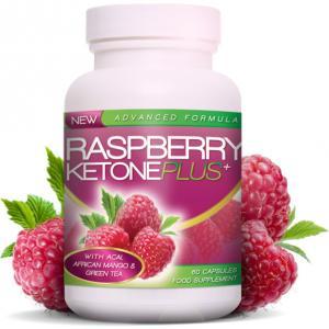 Confezione di Raspberry Ketone PLUS